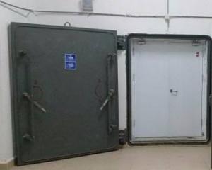 钢筋混凝土防护密闭门